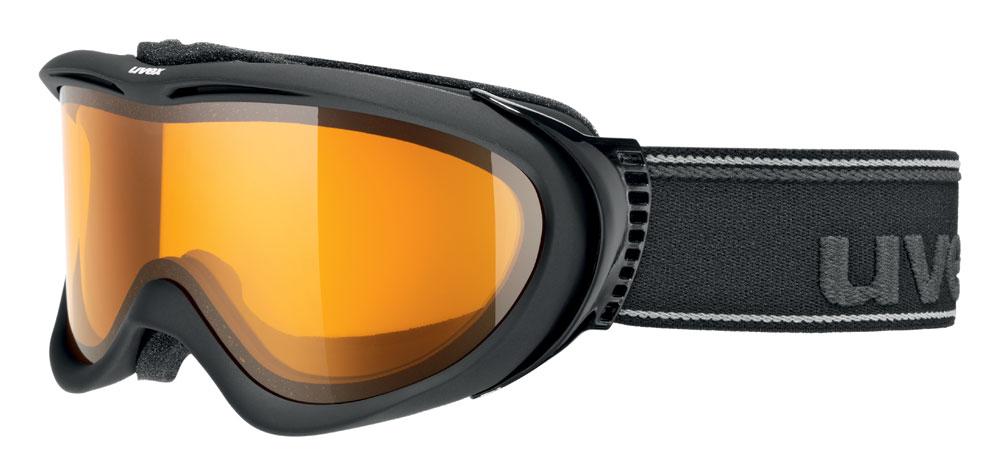 UVEX COMANCHE OPTIC, black mat/lasergold lite S5510922229
