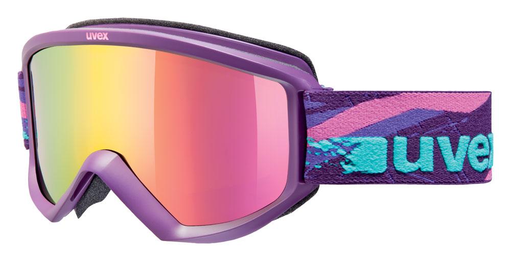 UVEX FIRE LTM, purple mat/ltm pink S5505080026