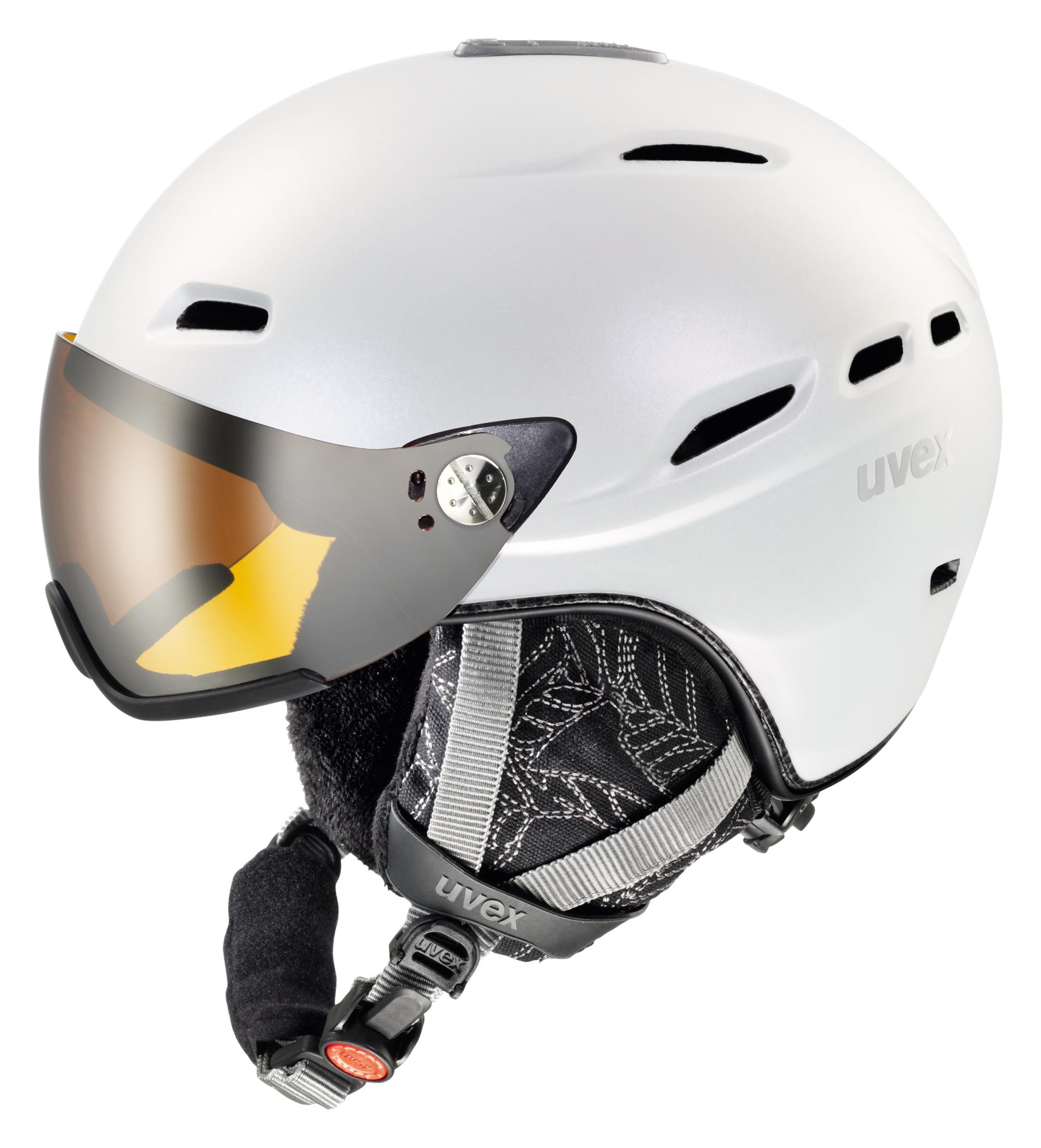 UVEX HLMT 200 WL, white pearl S566183100 53-55 cm