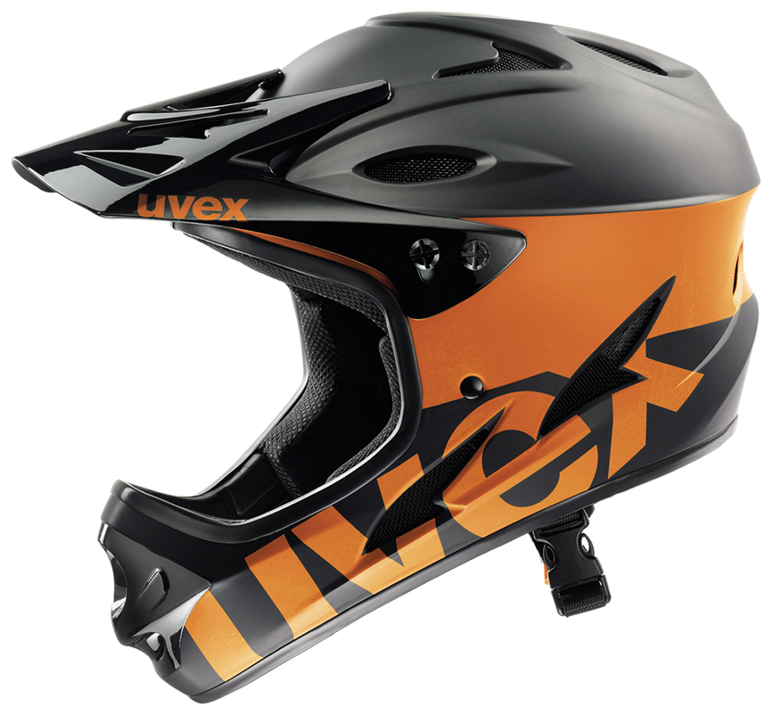 UVEX HLMT 9, BLACK-ORANGE M