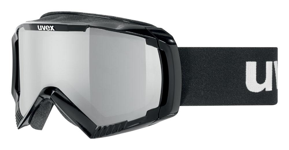 UVEX APACHE II, black/ltm silver S5506242026