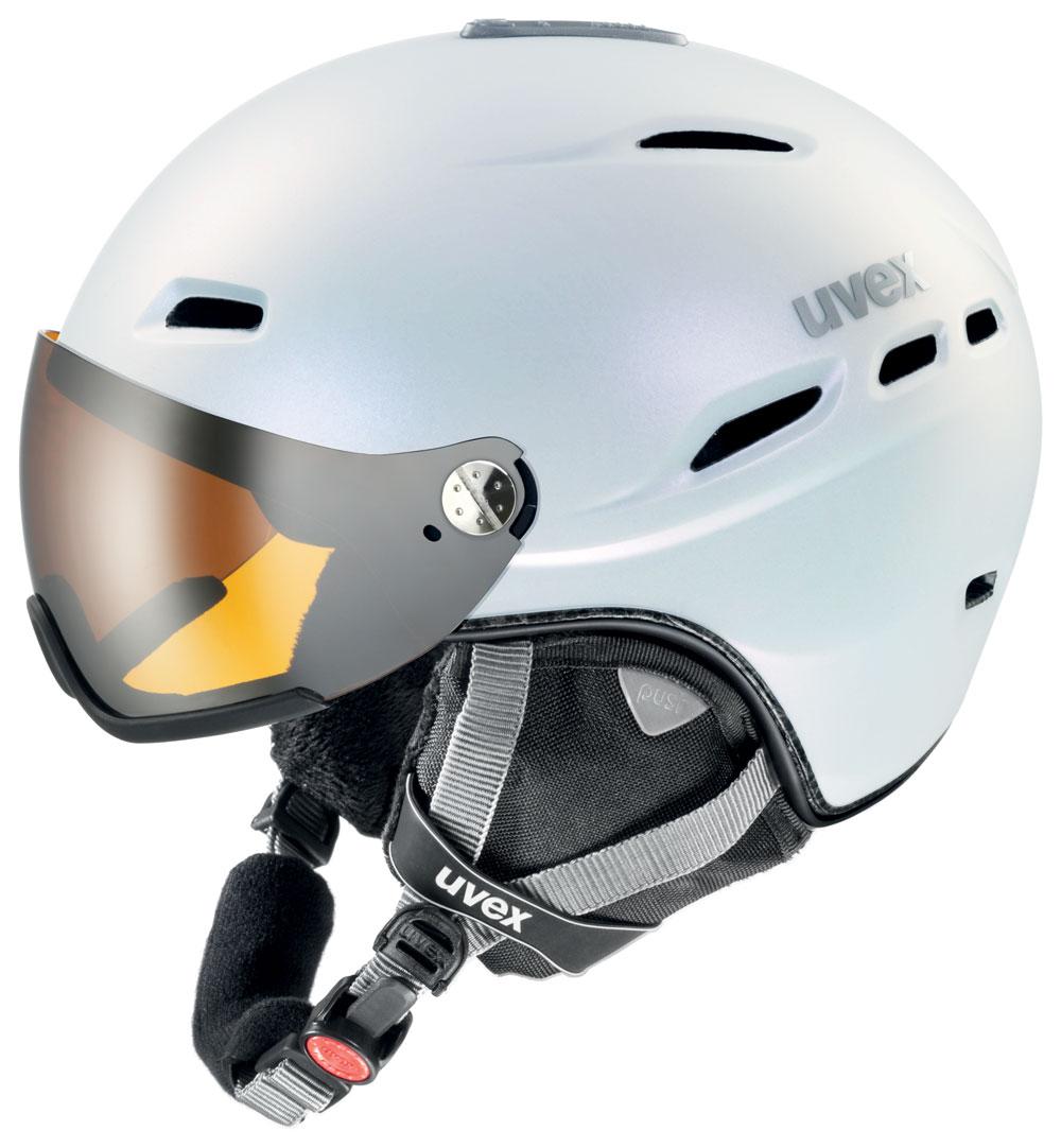 UVEX HLMT 200, white pearl S566176100 53-55 cm