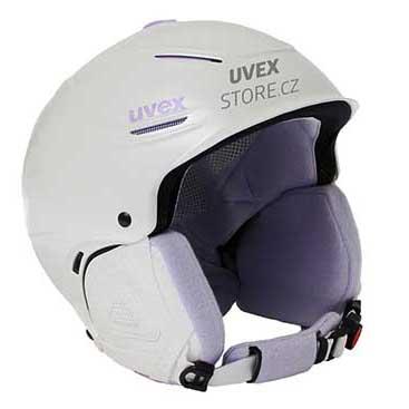 Nová kolekce - lyžařské helmy Uvex 2015  e69c8b1d88e